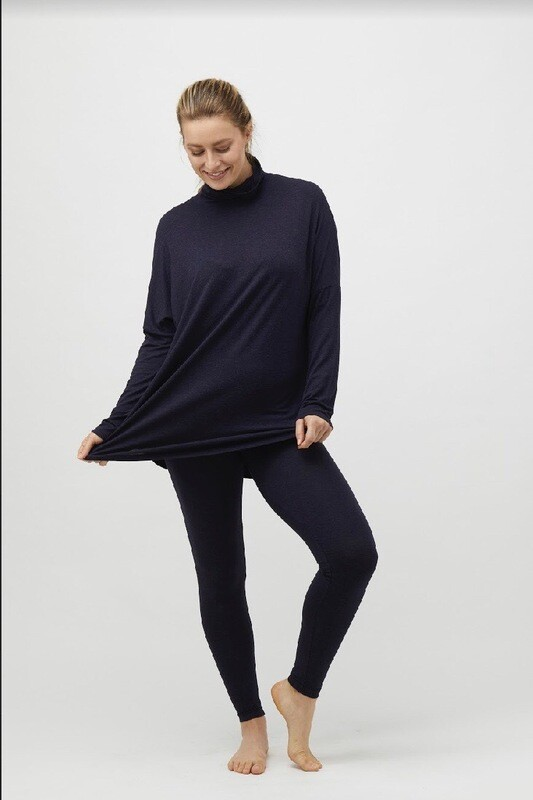 Tani Swing Turtleneck