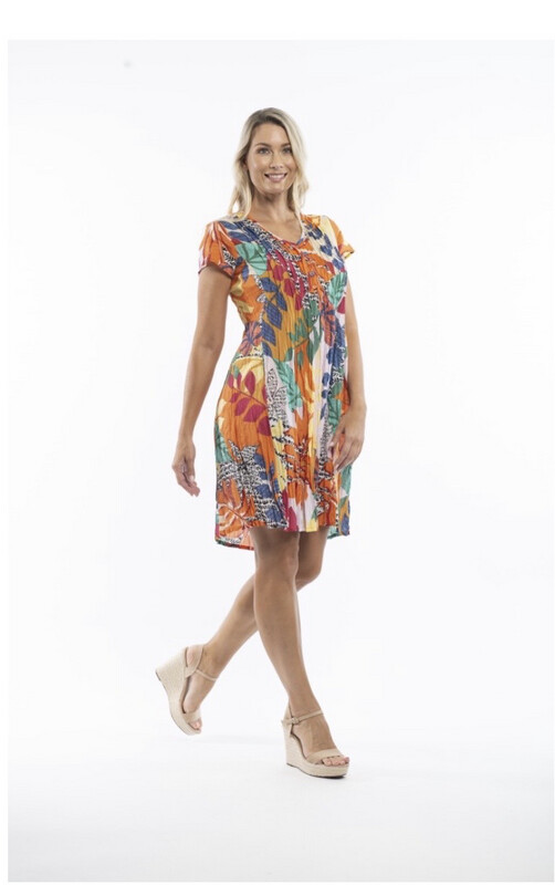 Ezyfit Sleeved Dress