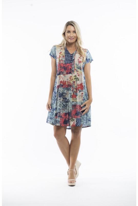 Ezyfit Cotton Dress