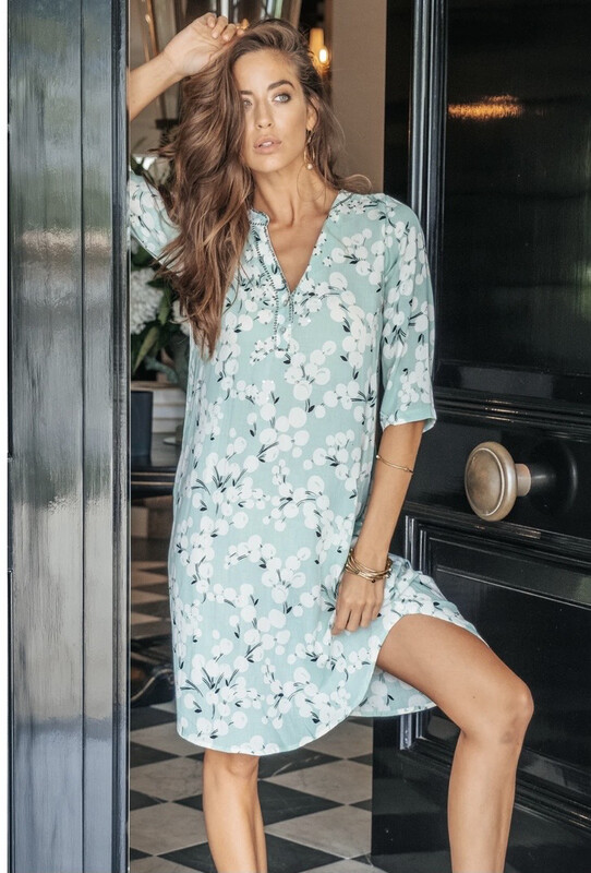 Donna Sicily Shirt dress