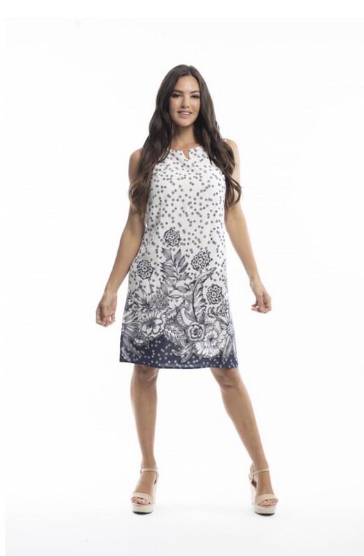 Chantilly Sleeveless Dress
