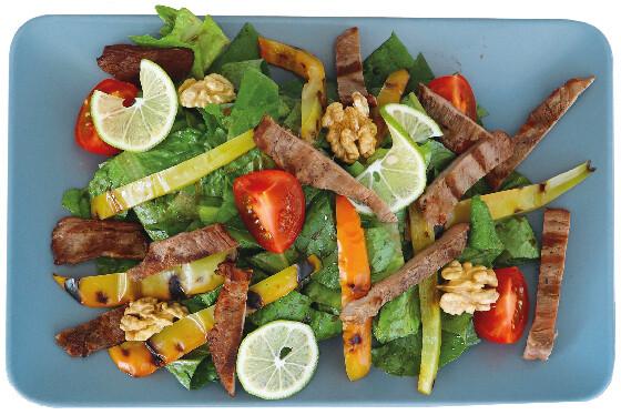 Beefeater Warm Salad