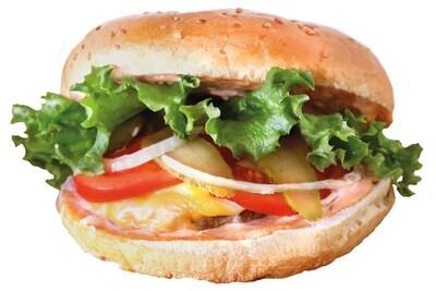 Tzyatziki Burger