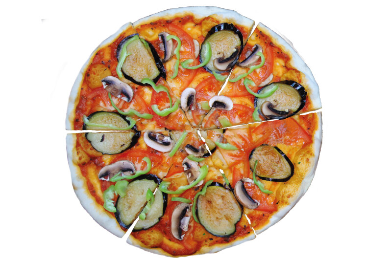 Pizza Veggie