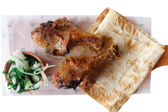 Chicken Legs Barbecue