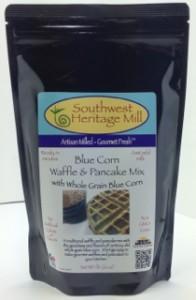 Blue Corn Waffle & Pancake Mix