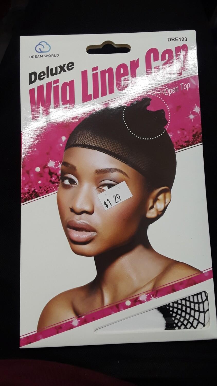 Deluxe Wig Liner Cap