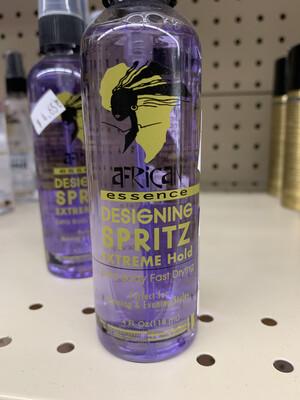 African Essence Spritz Extreme Hold