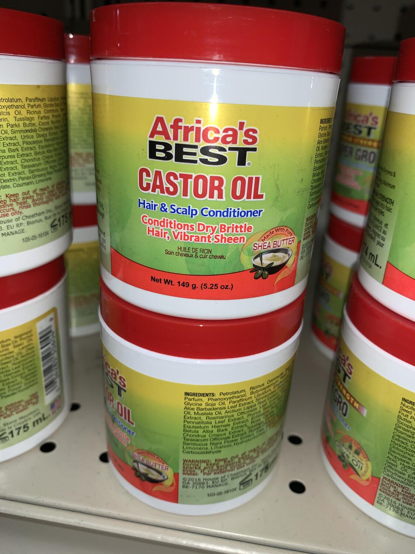 Africas Best Castor Oil