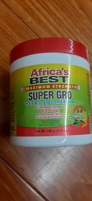 Africas Best Max Strength Super Gro