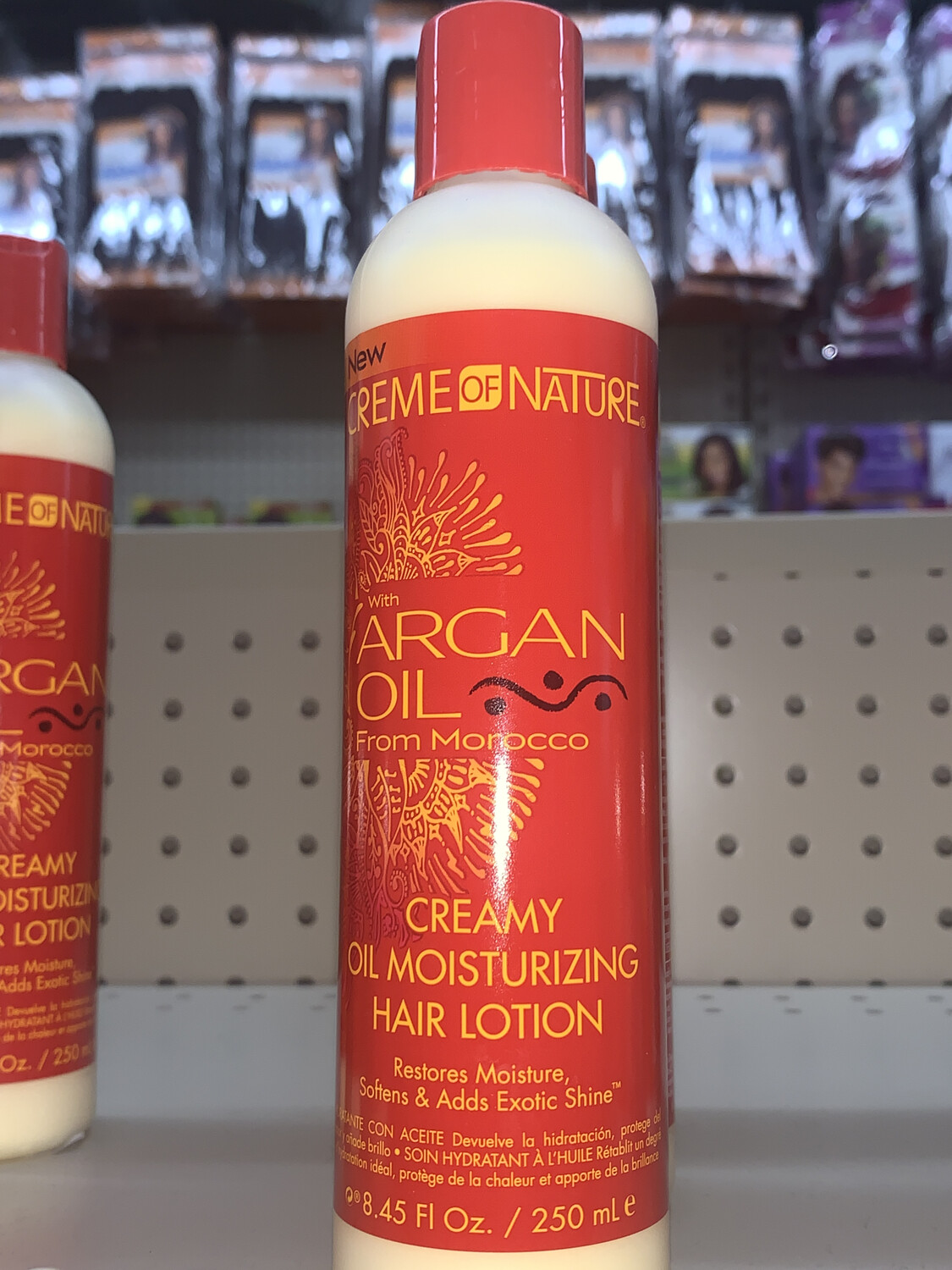 Cream Of Nature  Oil Mosturizing Hair Lotion