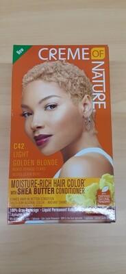 Creme Of Nature C42 Light Golden Brown