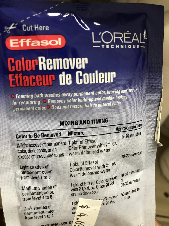 L'Oréal Color Remover