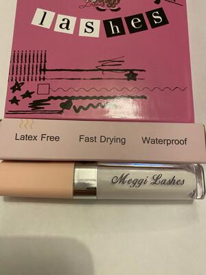 LATEX FREE Meggi Eyelash Glue