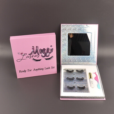 PRE ORDER ONLY Ready For Anything Lash & Glue Set