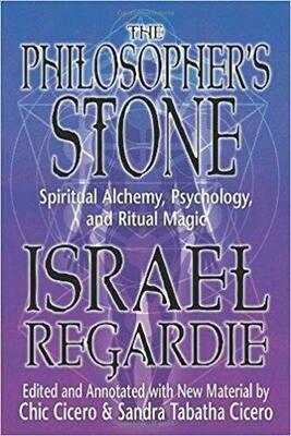 Philosopher's Stone by Israel Regardie