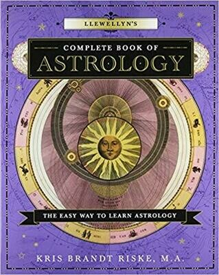 Llewellyn's Complete Book of Astrology by Kris Brandt