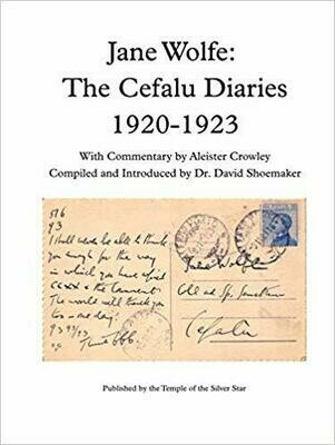 Jane Wolfe: The Cefalu Diaries 1920-1923 compiled by David Shoemaker