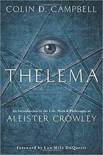 Thelema by Colin D Campbell