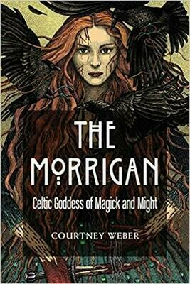 The Morrigan by Courtney Weber