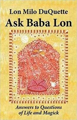 Ask Baba Lon by Lon Milo DuQuette
