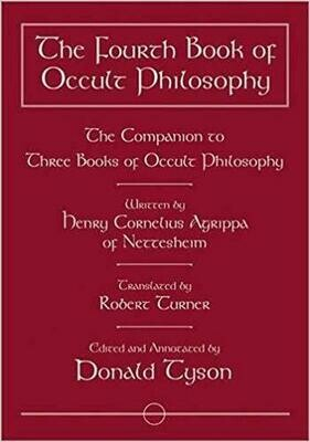 Fourth Book of Occult Philosophy by Donald Tyson