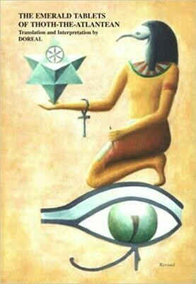 Emerald Tablets of Thoth The Atlantean by Doreal