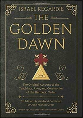 Golden Dawn HC by Israel Regardie