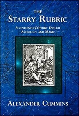 Starry Rubric by Alexander Cummins