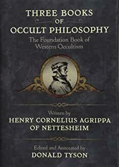 Three Books of Occult Philosophy HC by Agrippa