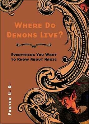 Where Do Demons Live by Frater UD