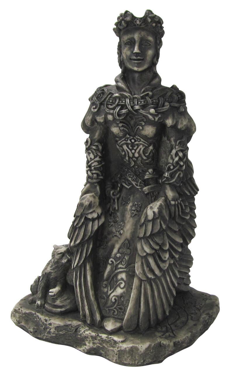 Freya Statue small