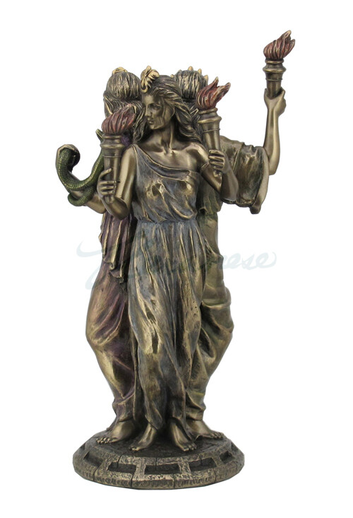 Hecate Greek Goddess