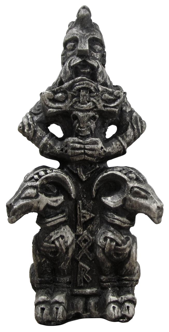 Thor Figurine Stone