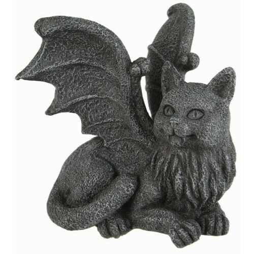 Cat Gargoyle PC Topper