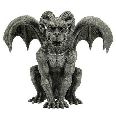 Ram Horned Gargoyle 6545