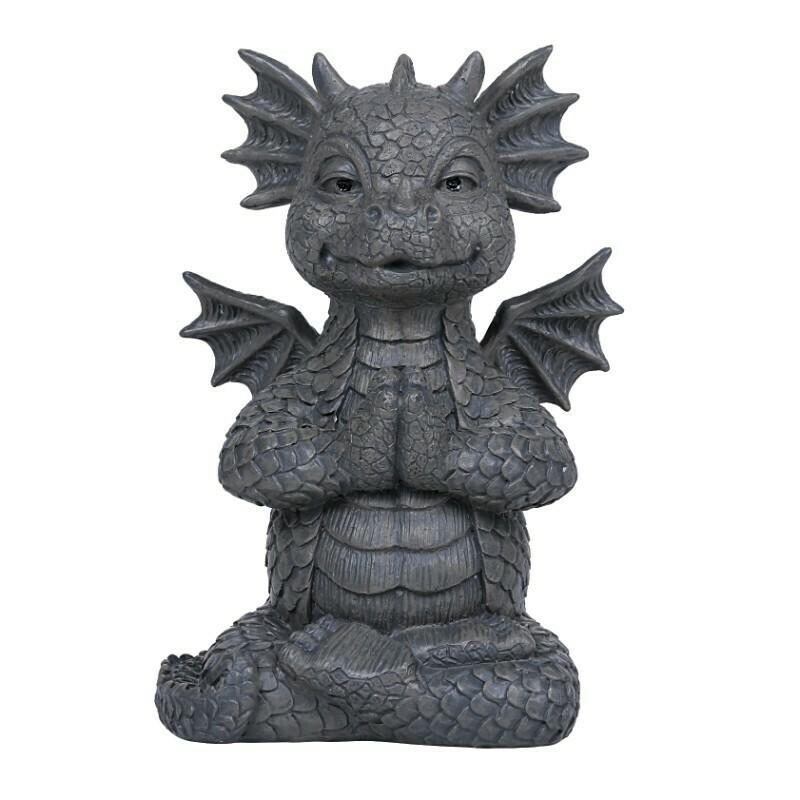 Small Yoga Dragon 12807