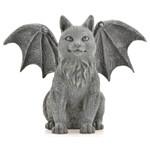 Winged Cat Gargoyle 6321