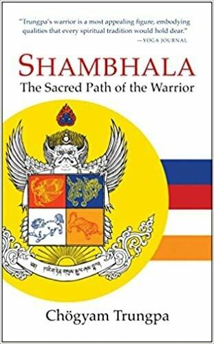 Shambhala The Sacred Path of the Warrior by Chogyam Trungpa