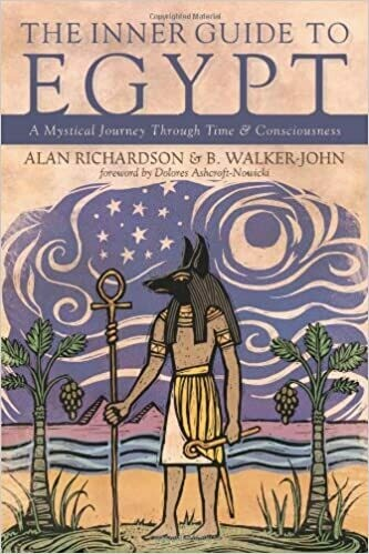 The Inner Guide to Egypt by Alan Richardson & B Walker-John