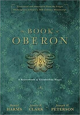 Book of Oberon by Harms Clark and Peterson