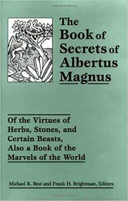 Book of Secrets of Albertus Magnus