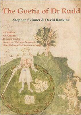 Goetia of Dr Rudd by Stephen Skinner