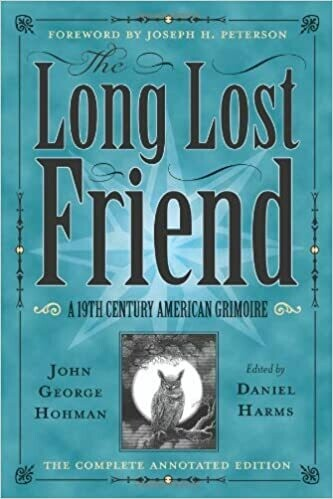 Long Lost Friend by John George Hohman