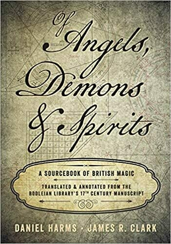 Of Angels, Demons & Spirits by Daniel Harms & James Clark