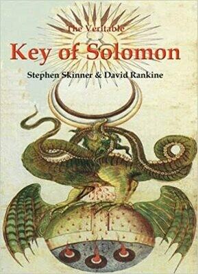 Veriatable Key of Solomon by Stephen Skinner and David Rankine
