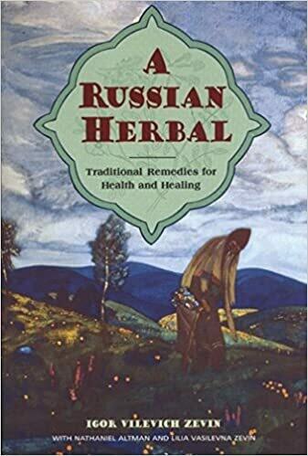 A Russian Herbal by Igor Vilevich Zevin