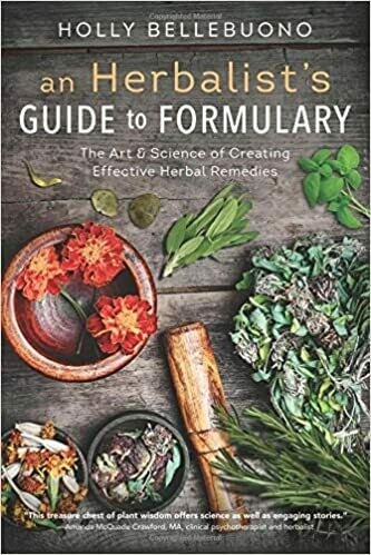 An Herbalist's Guide to Formulary by Holly Bellebuono