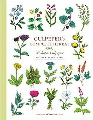 Culpepers Complete Herbal by Nicholas Culpeper