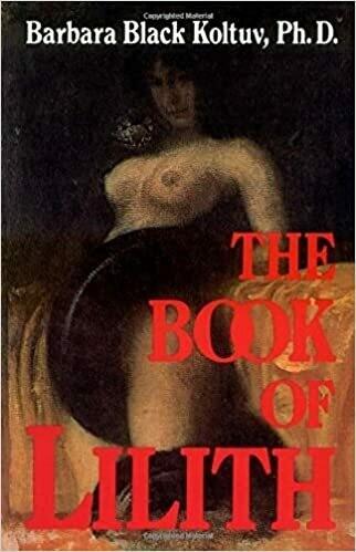 Book of Lilith by Barbara Black Koltuv
